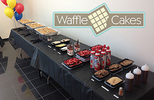 Waffle Cakes Catering
